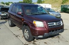 2008 HONDA PILOT EXL BROWN FOR SALE