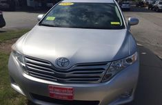 2009 Toyota Venza Silver for sale