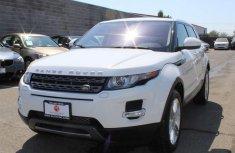2015 Land Rover Range Rover Evoque Pure Plus White for sale