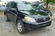 2008 TOYOTA RAV4 BLACK FOR SALE
