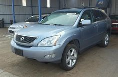 2008 LEXUS RX 330 SILVER FOR SALE