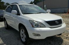 2008 LEXUS RX 330 WHITE FOR SALE