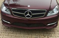 2010 Mercedes Benz C63 for sale