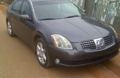 2006 Tokunbo Nissan Maxima Grey for sale
