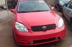 2003 Clean Toyota Matrix Red for sale