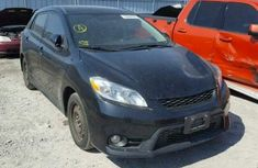 Toyota Matrix 2008 Black for sale