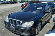 2006 Mercedes Benz S430 Black for sale