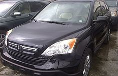 Honda CRV 2011 Black for sale