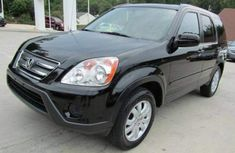 Honda CRV 2012 Black for sale