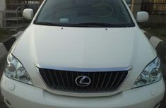 Lexus RX350 2013 White for sale