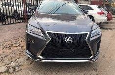 2016 Lexus RX350 Black for sale