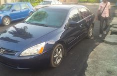 2003 Tokunbo Honda Accord Blue for sale