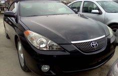 Toyota Camry 2012 Black model
