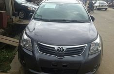 2008 Tokunbo Toyota Avensis Grey for sale