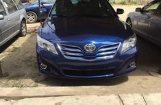 2011 Toyota Camry Blue for sale