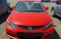 Handa Civic 2012 Red for sale