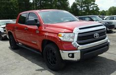 2011 TOYOTA TUNDRA RED FOR SALE