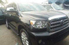 Toyota Sequoia 2013 Black for sale