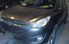 Hyundai Ix35 2012 Silver for sale