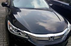Honda Accord 2013 Upgraded To 2017 Black for sale