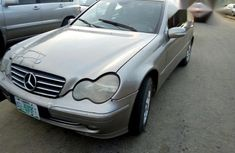 Mercedes-benz C240 2002 Gray for sale