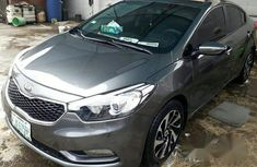 Kia Rio 2014 Gray for sale