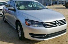 Volkswagen Passat 2018 Silver for sale
