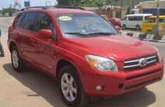 Toyota RAV4 2012 Red for sale