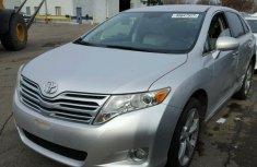 Toyota Venza 2015 Silver for sale
