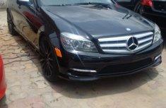 Mercedes Benz C300 2010 Black for sale