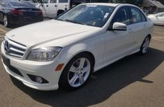 Mercedes Benz C300 2011 White for sale