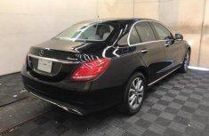 Mercedes Benz C300 2015 Black for sale