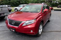 2018 Lexus Rx 350 Red for sale