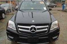 Mercedes Benz GLK350 2012 Black for sale