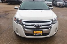 2010 Ford Edge White for sale