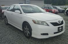 2010 Toyota Camry White for sale