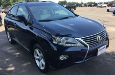 Lexus RX 350 2012 Black for sale