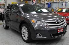 2012 Toyota Venza Grey for sale