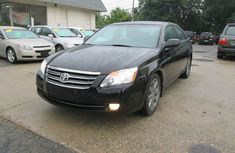2007 Toyota Avalon Black for sale