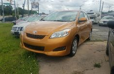 Toyota Matrix 2010 Gold for sale