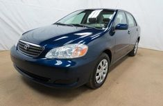 2006 Toyota Corolla Blue for sale