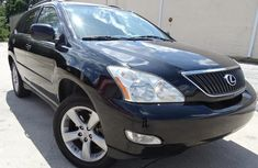 2009 Lexus RX 350 black for sale