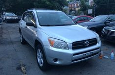 Toyota Rav4 2010 Silver for sale