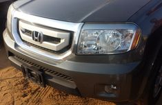 Tokunbo Honda Pilot 2012 Grey for sale