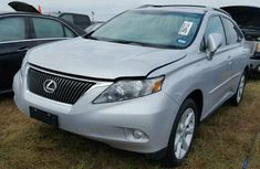 Direct Tokunbo Lexus RX350 2011 Silver for sale