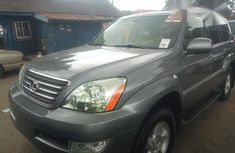 Lexus GX 470 2007 Gray for sale