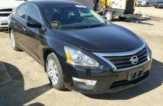 Nissan Altima 2015 for sale Black