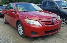 Toyota Camry 2008 Red for sale