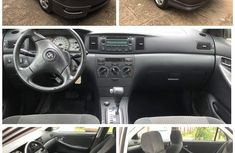2006 Toyota Corolla Sports Grey for sale