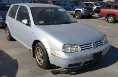 Volkswagen Golf 4 2001 Silver for sale